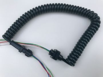 GPO Concord Blue Telephone Handset Cable